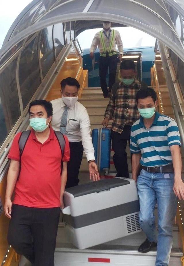 Hành trình ghép tim xuyên Việt đặc biệt của Bệnh viện Trung ương Huế - 1