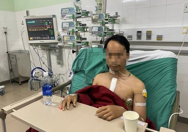 Hành trình ghép tim xuyên Việt đặc biệt của Bệnh viện Trung ương Huế - 5