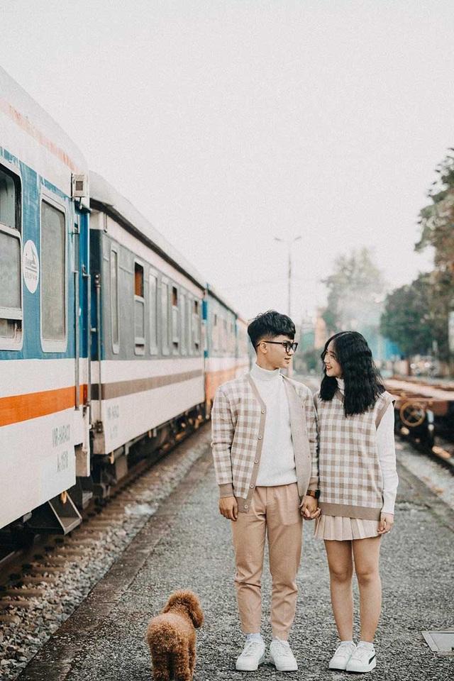 Cặp đôi Lào Cai khiến dân mạng hâm mộ vì loạt ảnh yêu đương ngọt lịm - 4