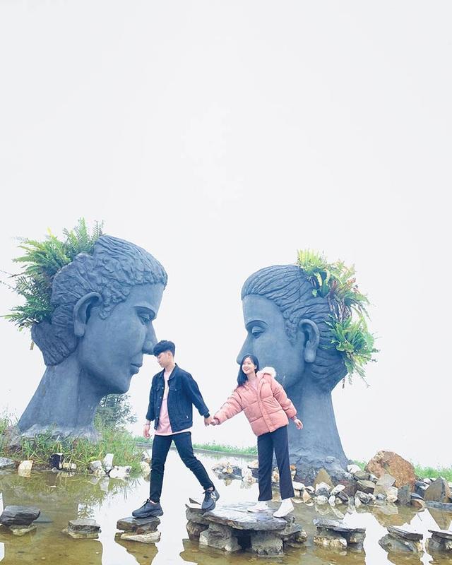 Cặp đôi Lào Cai khiến dân mạng hâm mộ vì loạt ảnh yêu đương ngọt lịm - 9