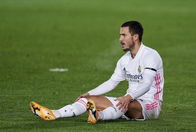 Choáng với số tiền Real Madrid nuôi báo cô Eden Hazard - 1