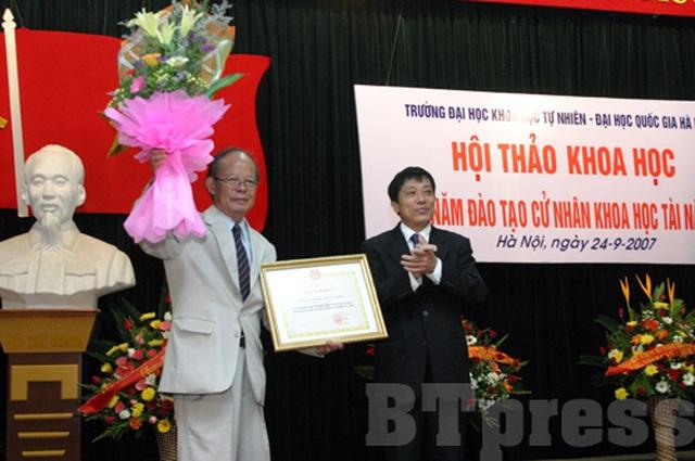GS toán học Nguyễn Duy Tiến nổi tiếng về xác suất - thống kê qua đời - 1