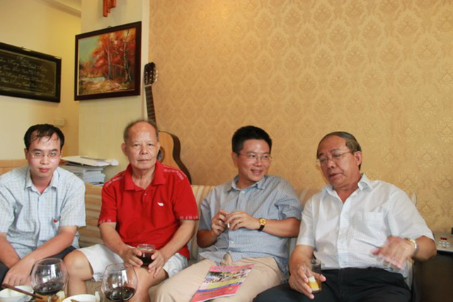 GS toán học Nguyễn Duy Tiến nổi tiếng về xác suất - thống kê qua đời - 4