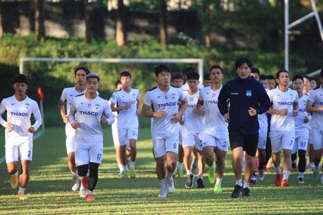 Những đội bóng hứa hẹn là hiện tượng của mùa giải V-League 2021 - 1