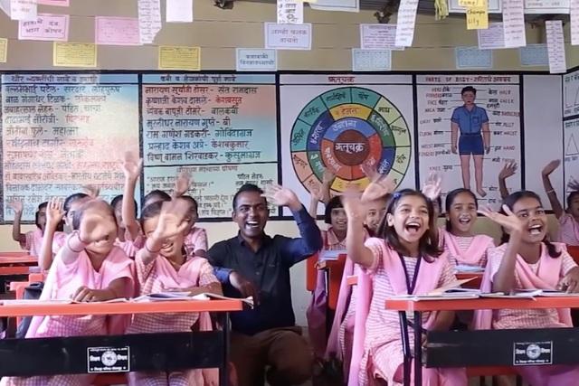 Hành trình phi thường của thầy giáo Ấn Độ đoạt giải Giáo viên toàn cầu 2020 - 6