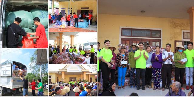 Thanh niên Bình Phước hỗ trợ 1 tỷ đồng cho người dân vùng lũ - 1