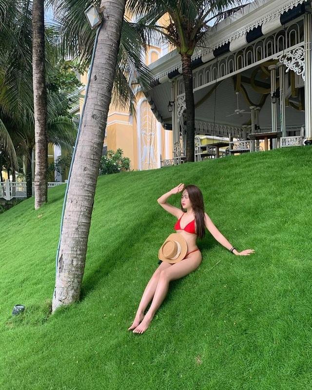 Hot girl Hà thành mặt xinh dáng chuẩn từng được báo Trung ca ngợi hết lời - 13