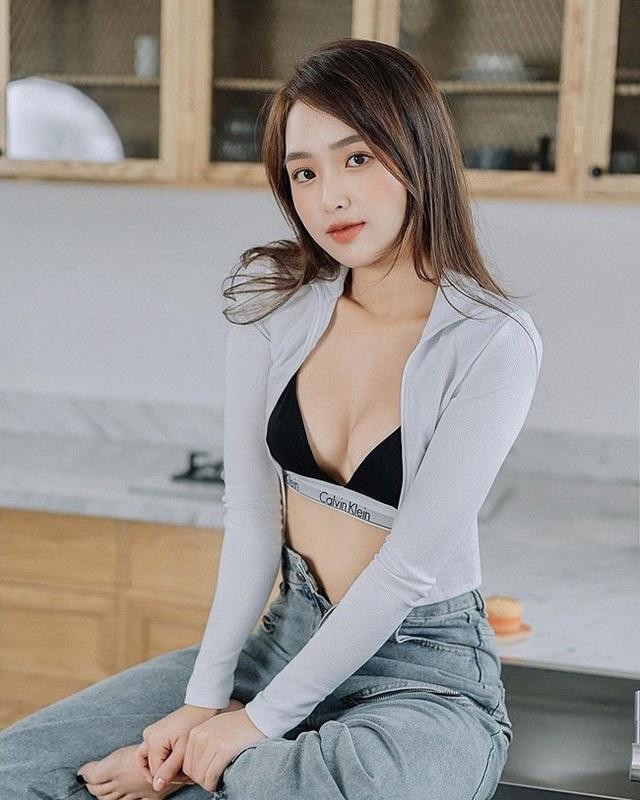 Hot girl Hà thành mặt xinh dáng chuẩn từng được báo Trung ca ngợi hết lời - 16