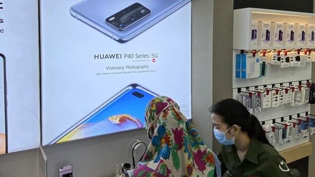 Huawei thúc đẩy khu vực ĐNA bằng thỏa thuận hợp tác 5G với Indonesia - 1