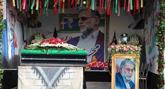Con trai nhà khoa học hạt nhân Iran bị ám sát lên tiếng - 1