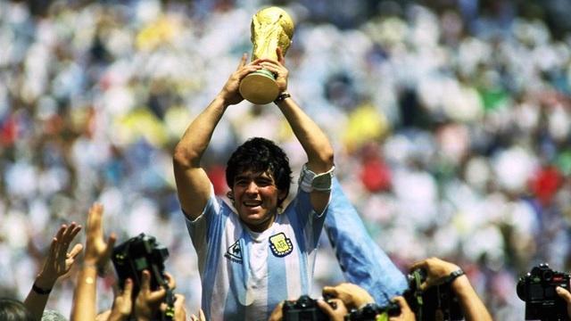 Số phận những Maradona mới: Kẻ lên đỉnh cao, người xuống vực sâu - 1