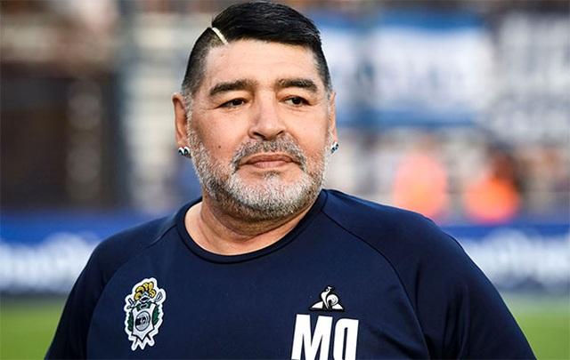 Nhờ tình địch, Maradona tránh bị đứa con tự nhận đòi khai quật mộ - 2