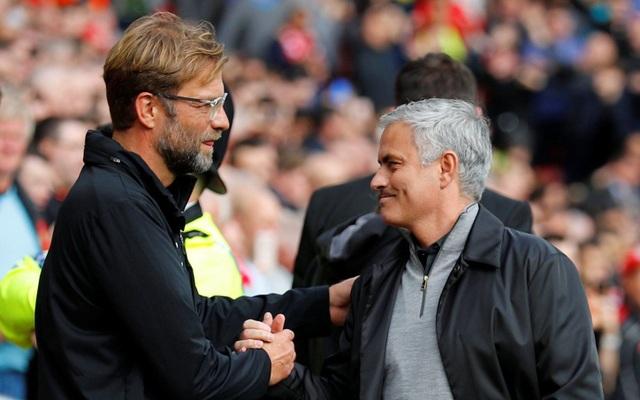 HLV Mourinho mỉa mai đồng nghiệp Guardiola và Klopp - 1