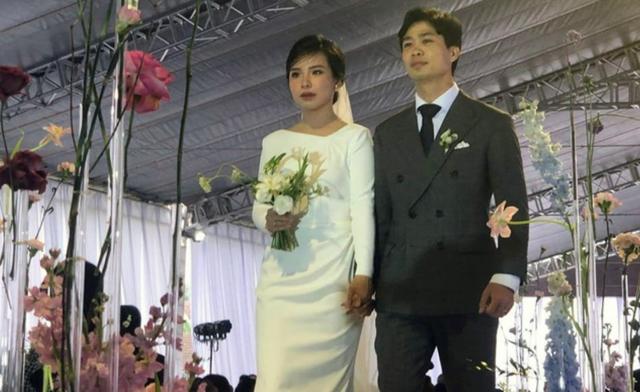 Công Phượng được ưu ái đặc biệt sau lễ cưới - 1