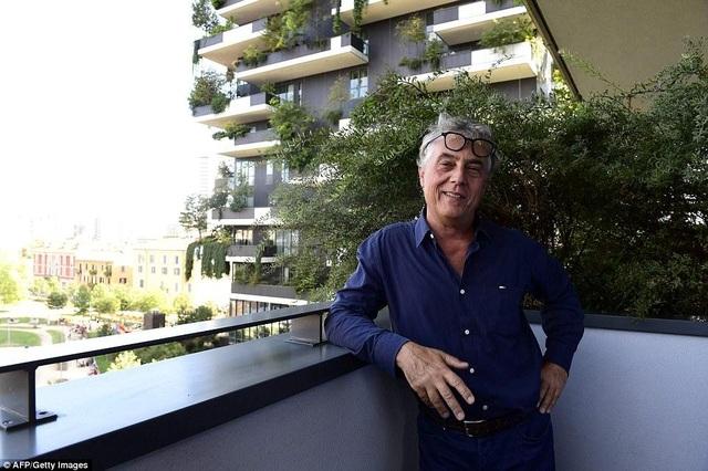 Độc đáo tòa chung cư như rừng giữa phố, mỗi buổi sáng chim hót líu lo - 3