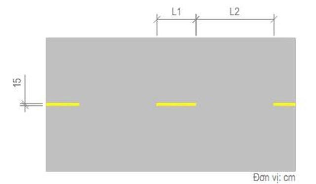 Hiểu đúng về vạch chia làn đường, chiều đường để tránh bị phạt - 1