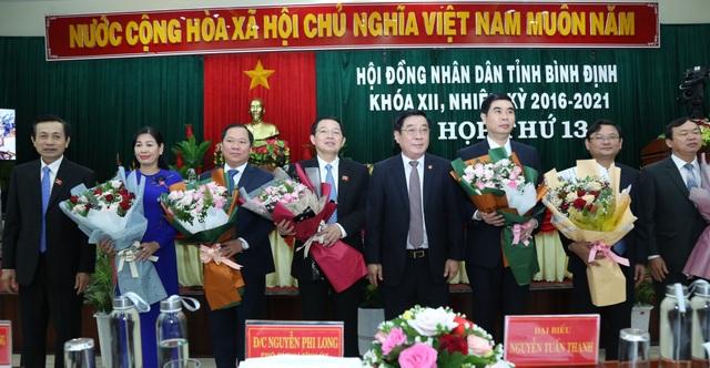 Bình Định công bố tân Chủ tịch HĐND, Chủ tịch UBND tỉnh - 2