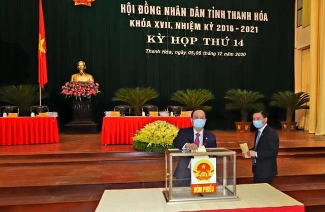 Thanh Hóa có tân Chủ tịch tỉnh 48 tuổi - 4