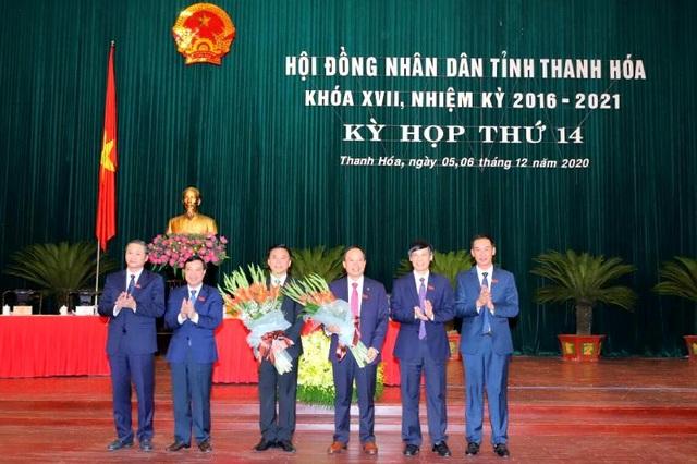 Thanh Hóa có tân Chủ tịch tỉnh 48 tuổi - 1