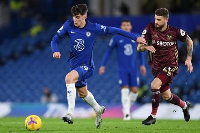 Bóp nghẹt Leeds, Chelsea vươn lên ngôi đầu bảng - 3