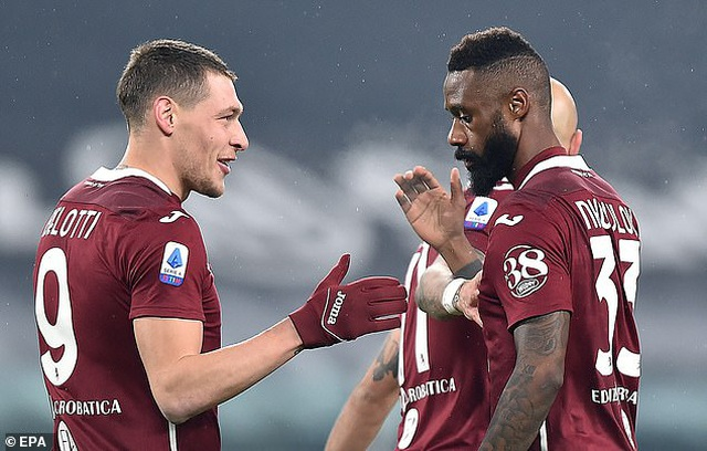 C.Ronaldo tịt ngòi, Juventus vẫn ngược dòng ngoạn mục - 2