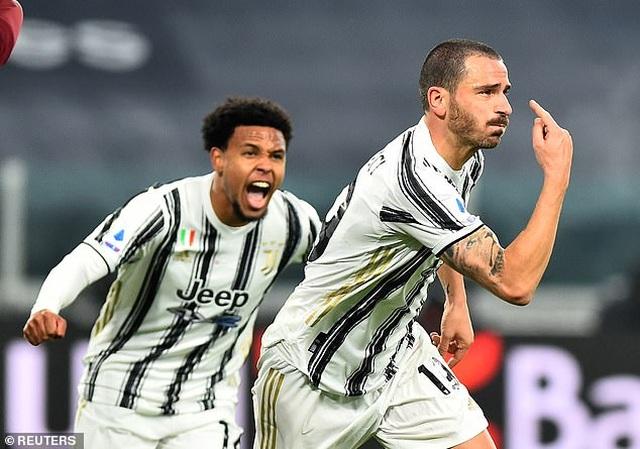C.Ronaldo tịt ngòi, Juventus vẫn ngược dòng ngoạn mục - 5