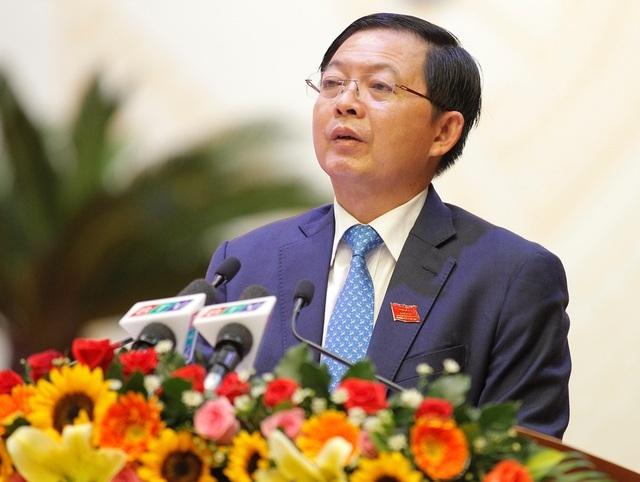 Bình Định công bố tân Chủ tịch HĐND, Chủ tịch UBND tỉnh - 1