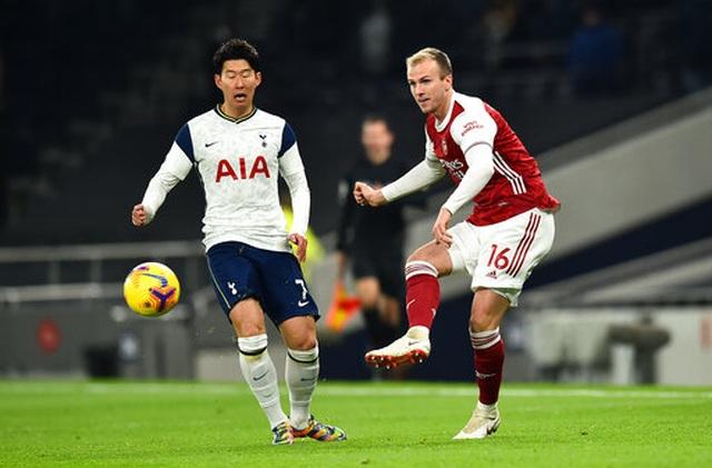 Son Heung Min, Kane kết hợp ăn ý, Tottenham vùi dập Arsenal - 11