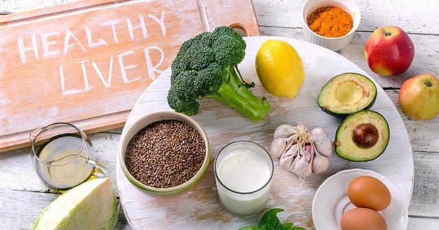 6 nguyên tắc ăn uống đẩy lùi gan nhiễm mỡ không cần dùng thuốc - 2