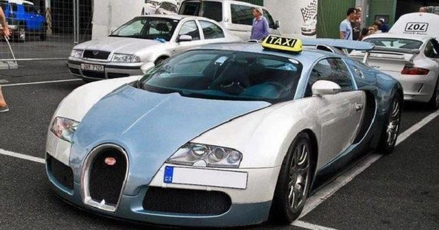 Những chiếc xe taxi sang chảnh nhất thế giới - 1