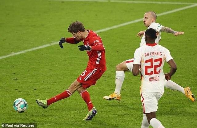 Cầm hòa Bayern Munich, Leipzig gửi lời cảnh báo đến Man Utd - 4