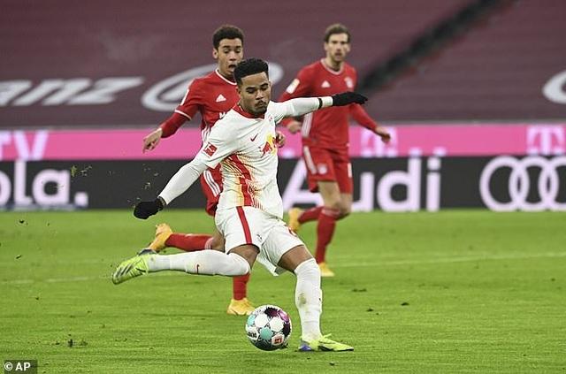 Cầm hòa Bayern Munich, Leipzig gửi lời cảnh báo đến Man Utd - 5