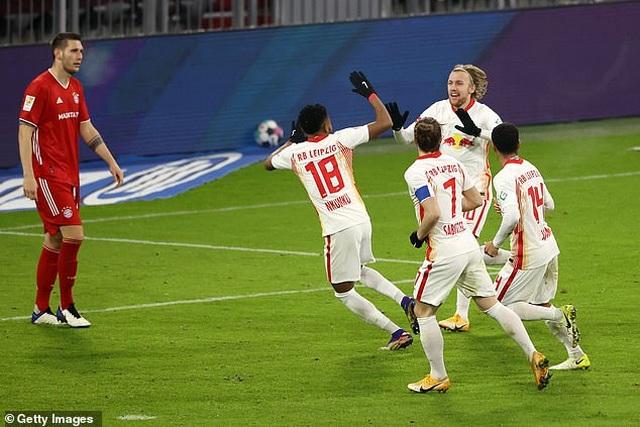 Cầm hòa Bayern Munich, Leipzig gửi lời cảnh báo đến Man Utd - 6