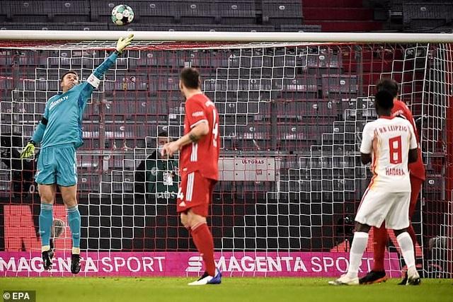 Cầm hòa Bayern Munich, Leipzig gửi lời cảnh báo đến Man Utd - 1