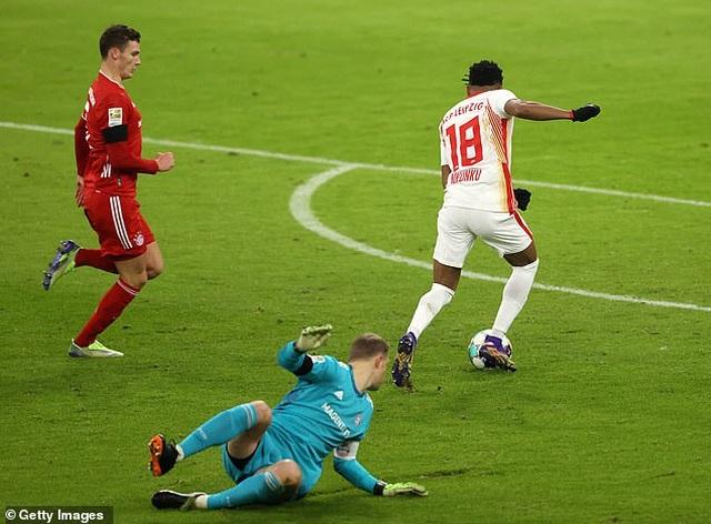 Cầm hòa Bayern Munich, Leipzig gửi lời cảnh báo đến Man Utd - 2