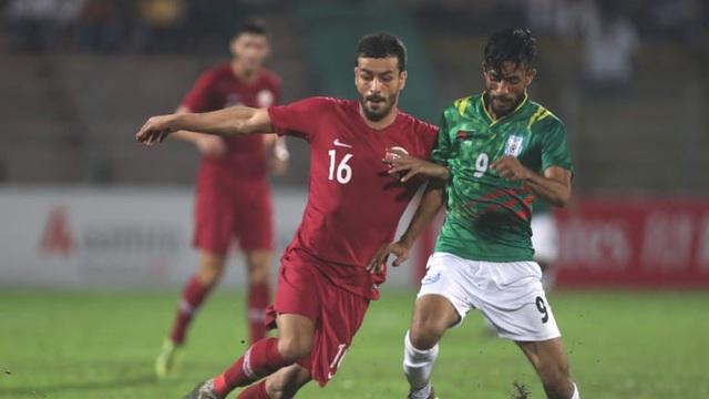 Qatar giúp đội tuyển Việt Nam có thêm cơ hội tại vòng loại World Cup - 1