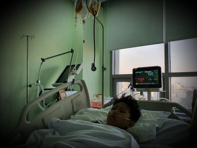 Tình cảnh nguy kịch của cậu bé 13 tuổi, tính mạng đếm ngược từng ngày - 2