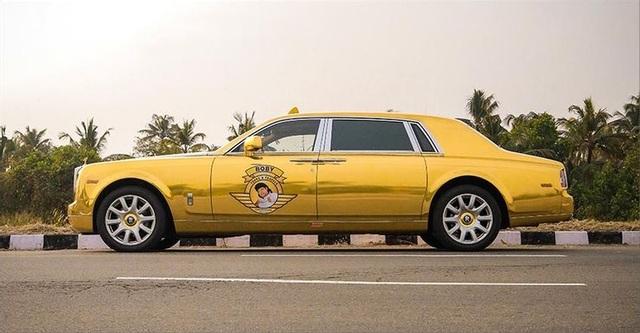 Những chiếc xe taxi sang chảnh nhất thế giới - 13