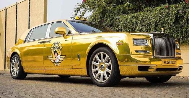 Những chiếc xe taxi sang chảnh nhất thế giới - 12