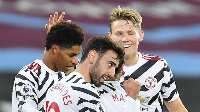 Man Utd ngược dòng ấn tượng: Không thể sống thiếu Bruno Fernandes - 1