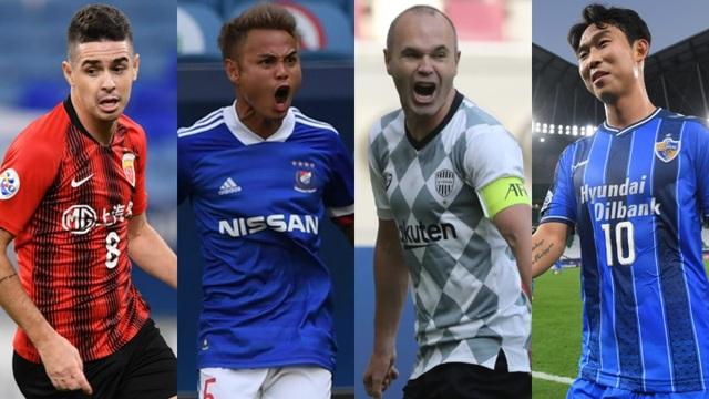Theerathon vào nhóm những cầu thủ đáng xem nhất AFC Champions League - 1