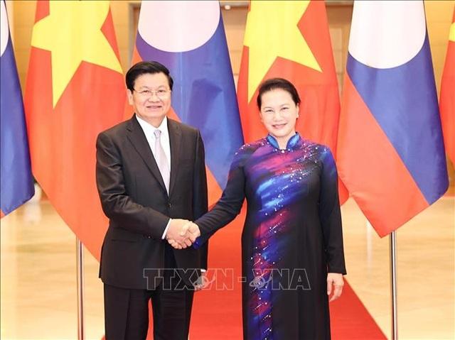 Nhiều dự án hợp tác trọng điểm Việt Nam-Lào đã có bước tiến căn bản - 3
