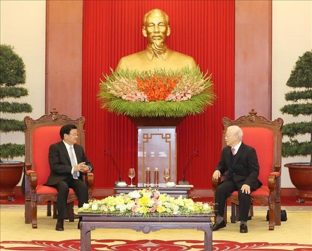 Nhiều dự án hợp tác trọng điểm Việt Nam-Lào đã có bước tiến căn bản - 2