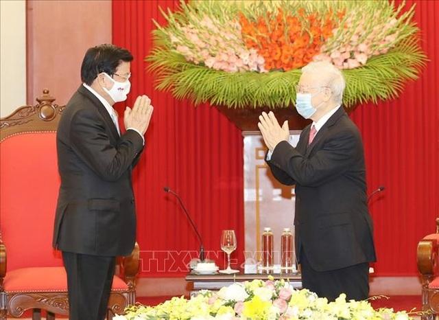 Nhiều dự án hợp tác trọng điểm Việt Nam-Lào đã có bước tiến căn bản - 1