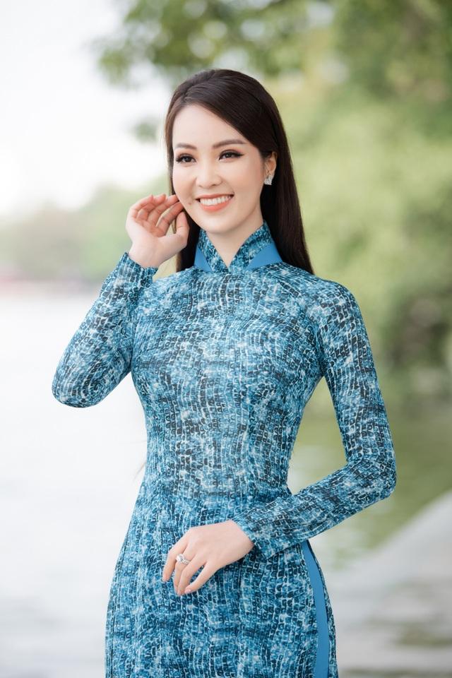 Á hậu Thụy Vân: Nhiều người hỏi tôi về nhan sắc Hoa hậu Đỗ Thị Hà - 3