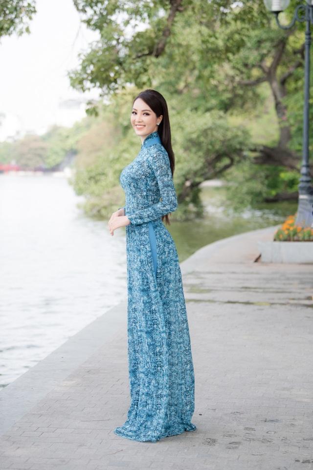 Á hậu Thụy Vân: Nhiều người hỏi tôi về nhan sắc Hoa hậu Đỗ Thị Hà - 5