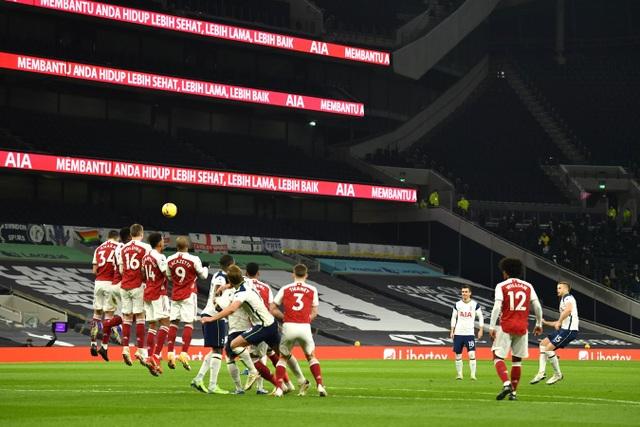 Son Heung Min, Kane kết hợp ăn ý, Tottenham vùi dập Arsenal - 6