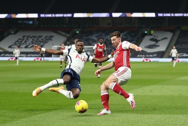 Son Heung Min, Kane kết hợp ăn ý, Tottenham vùi dập Arsenal - 7