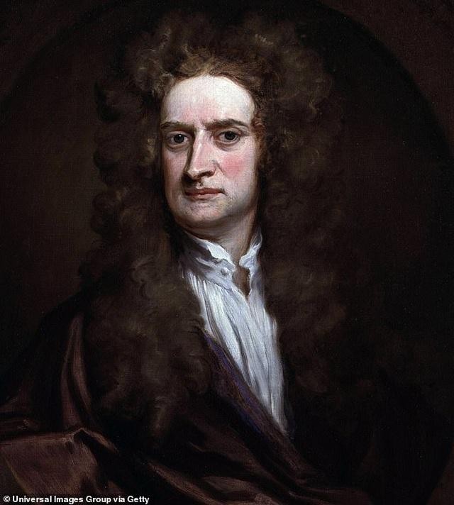 Những phân tích của Isaac Newton về kim tự tháp Ai Cập - 1