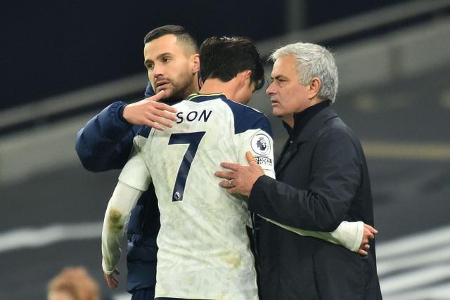 Son Heung Min, Kane kết hợp ăn ý, Tottenham vùi dập Arsenal - 20